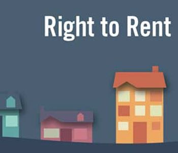 Right to Rent Scheme Launched