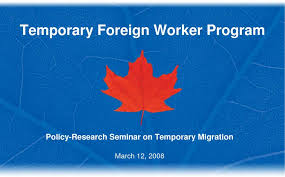 Foreign Worker Program