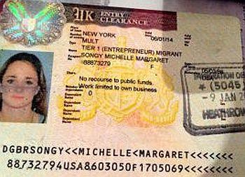 Usa Visa Travel Visa