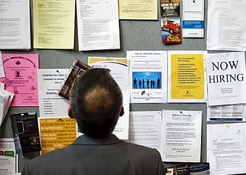 Calgary Jobless Benefits Recipients Up