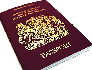 Getting a British Passport