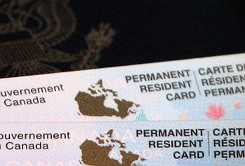 Newly Designed Canada permanent residency Cards