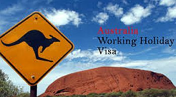 Tax for Australia Working Holiday Visas
