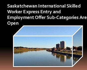 Updates on International Skilled Worker Categories of Saskatchewan