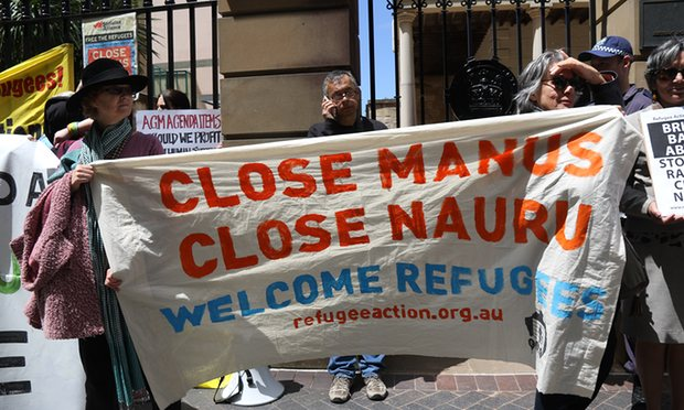 Australia Refugee intake screening measures