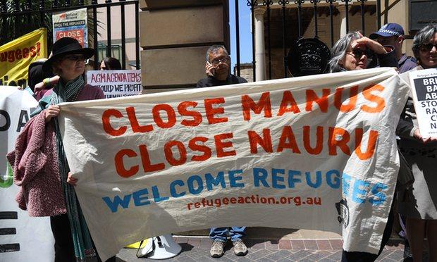 Australia Refugee intake screening measures
