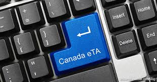 ETA for travelling to Canada
