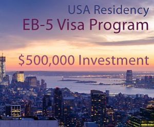 Foreigners Worry over End of US EB-5 Visa Program
