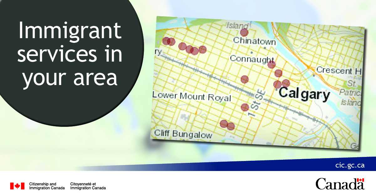 Immigrant Settlement Services in Canada help you settle faster in Canada. These also you find jobs and provide trainings too