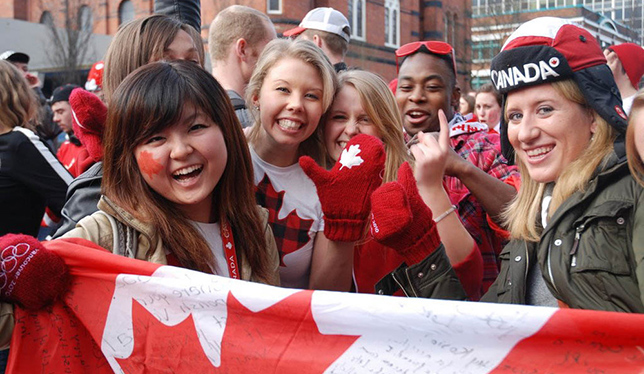 International Students get settled faster in Canada