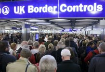 Skilled workers from overseas are welcomed to immigrate to Britain