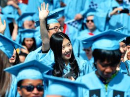 Universities attract students to take admission