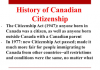 An anomaly is being corrected where the persons born to Canadian Parents outside Canada could not apply for Citizenship before the age of 28 years, may no more lose their citizenship rights