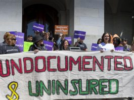 California may introduce a scheme for Healthcare for Undocumented immigrants