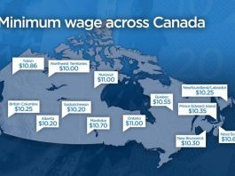 Increase in Minimum wage rate in Alberta will help immigrants working on hourly basis