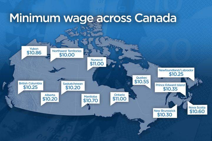 Minimum wage may be increased to $15 in Alberta, Canada, would it help immigrants?