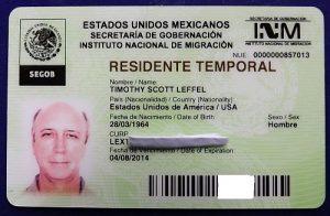 Temporary Resident Visa