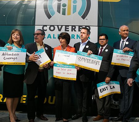Undocumented Immigrants Not Eligible for Federal Coverage