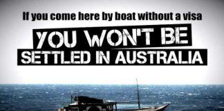How Australia managed to control illegal immigrants entering Australia