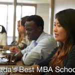 List of Top MBA colleges in Canada