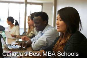 List of Top MBA colleges in Canada for Studying here