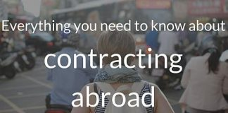 Working Abroad as a Contractor