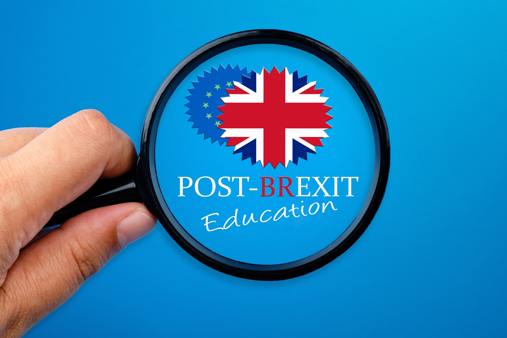 Brexit Causes A Fall In The British Education Market Share