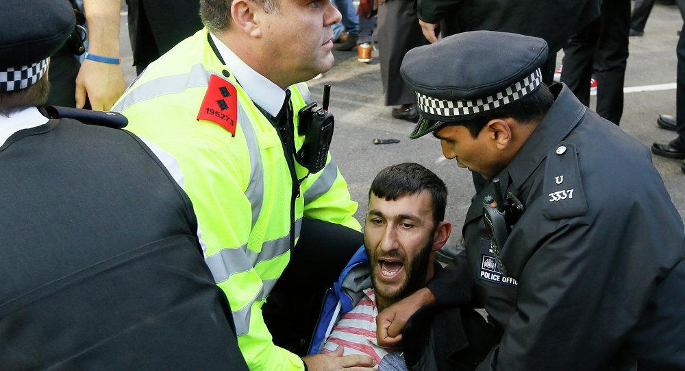 enter UK illegally