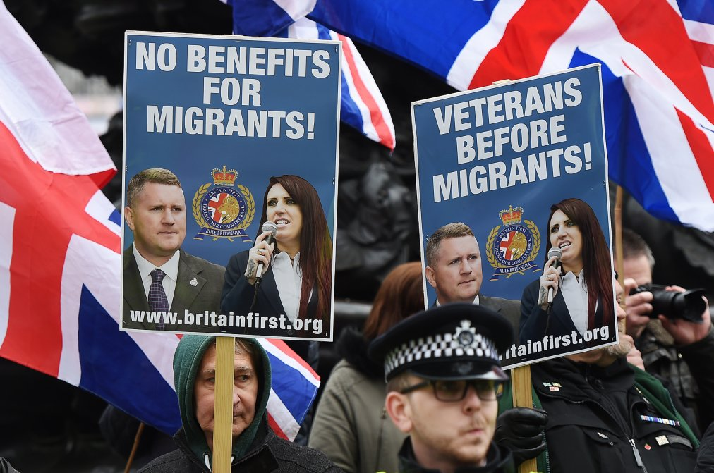 UK Hates Immigrants from India or Pakistan