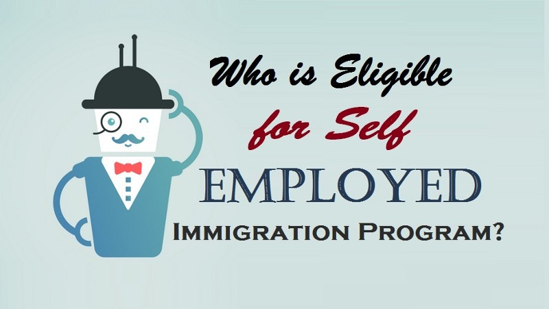 canadian immigration for the self-employed