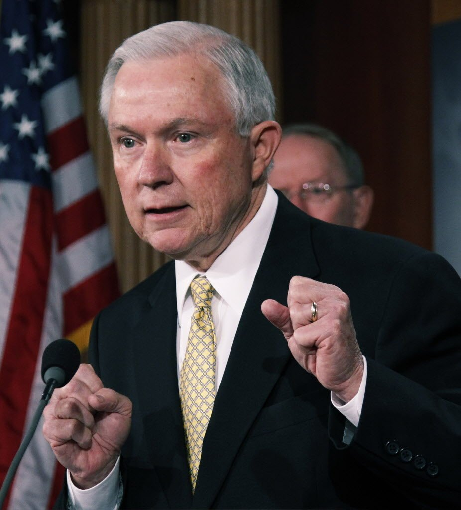 Jeff Sessions- Attorney General USA with established Anti Immigrant MindSet