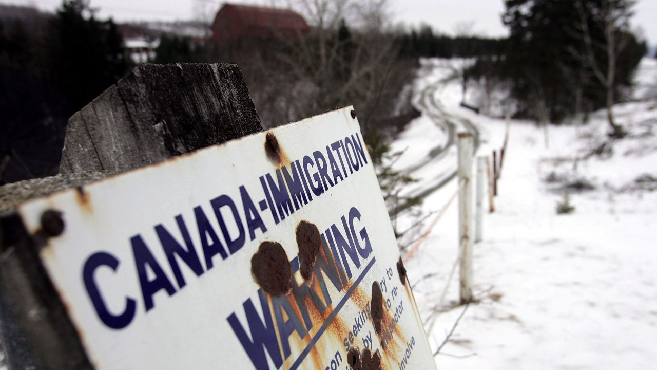 Canada may not accept refugees from USA any more