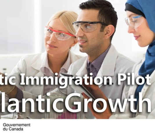 Immigration to Canada under Atlantic Immigration Pilot Project