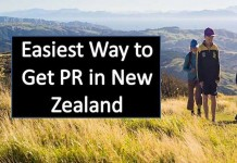 Here is a Simplest Way to Get Permanent Residency In New Zealand