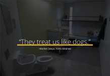 Horrific Conditions of Illegal Immigrants in US Immigrant detention centers