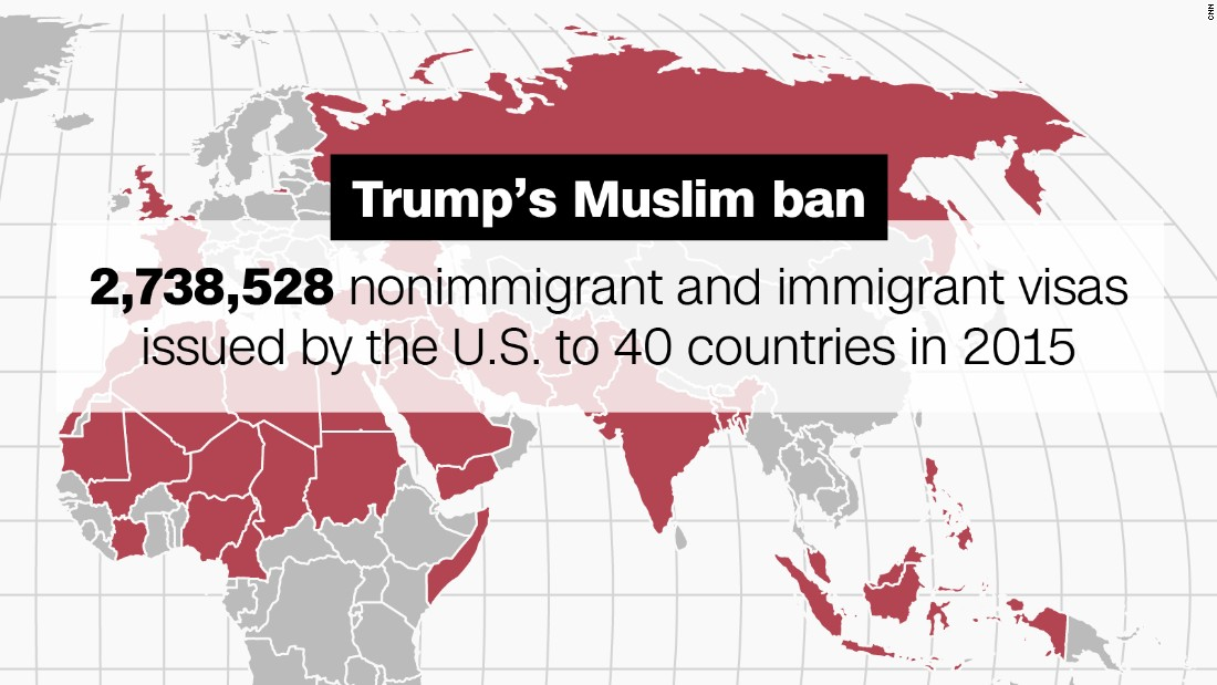 Is Trump S Travel Ban Illegal