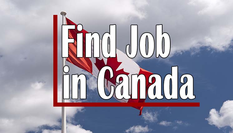 With the help of Pre-Arrival Services you can get a good job in Canada