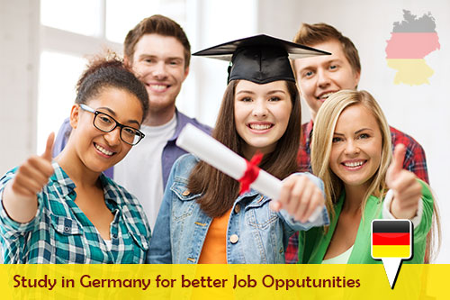 Germany Needs Skilled Workers- If you get Blue Card- you can get Job placement in Germany very fast