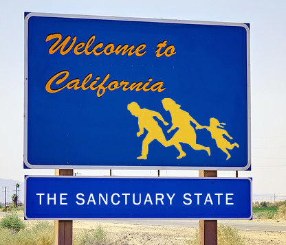 California To Pass Senate Bill 54 To Have Permanent Sanctuary City Status
