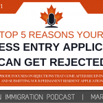 Express Entry Application Rejected