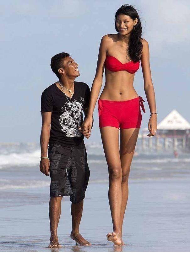 most weird couples
