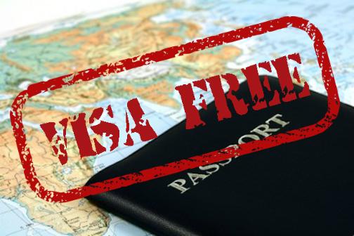 Visa Free Destinations