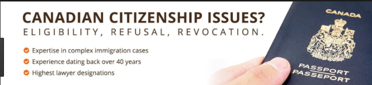 Citizenship Application for Canadian Immigration on Urgent Basis