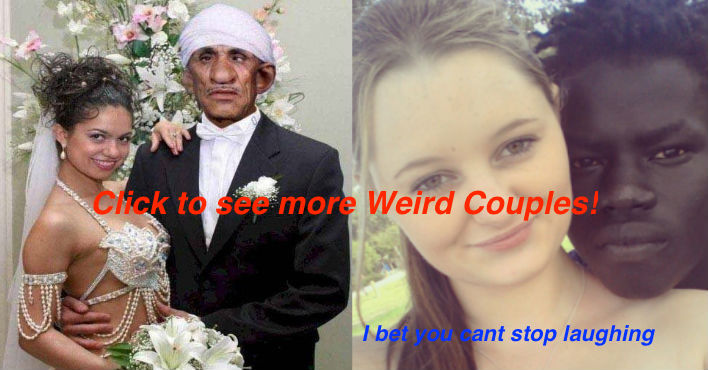 Most weird couples for Marriage Based Immigration to Canada