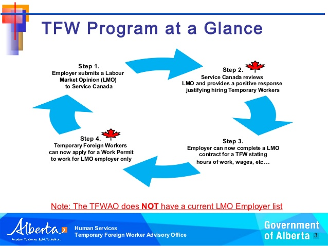 Temporary Foreign Worker Program-  How to apply for it