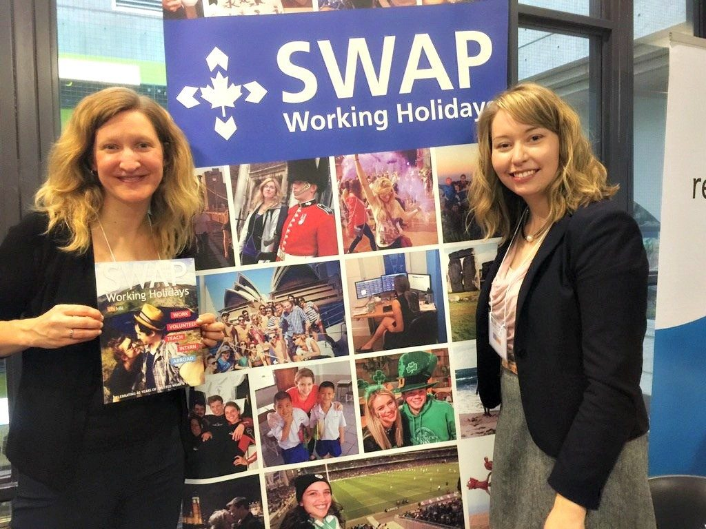Swap Work Holiday Visa for Working in Canada