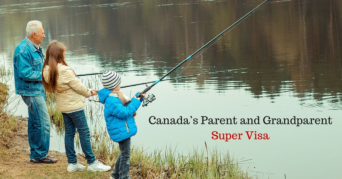 Super Visa- A Blessing for Aspiring Parents and Grandparents to Stay with their Families in Canada