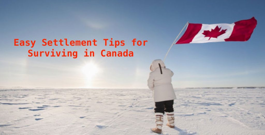 Easy Settlement Tips for Surviving in Canada