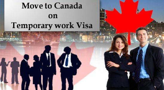 Temporary Work Visa