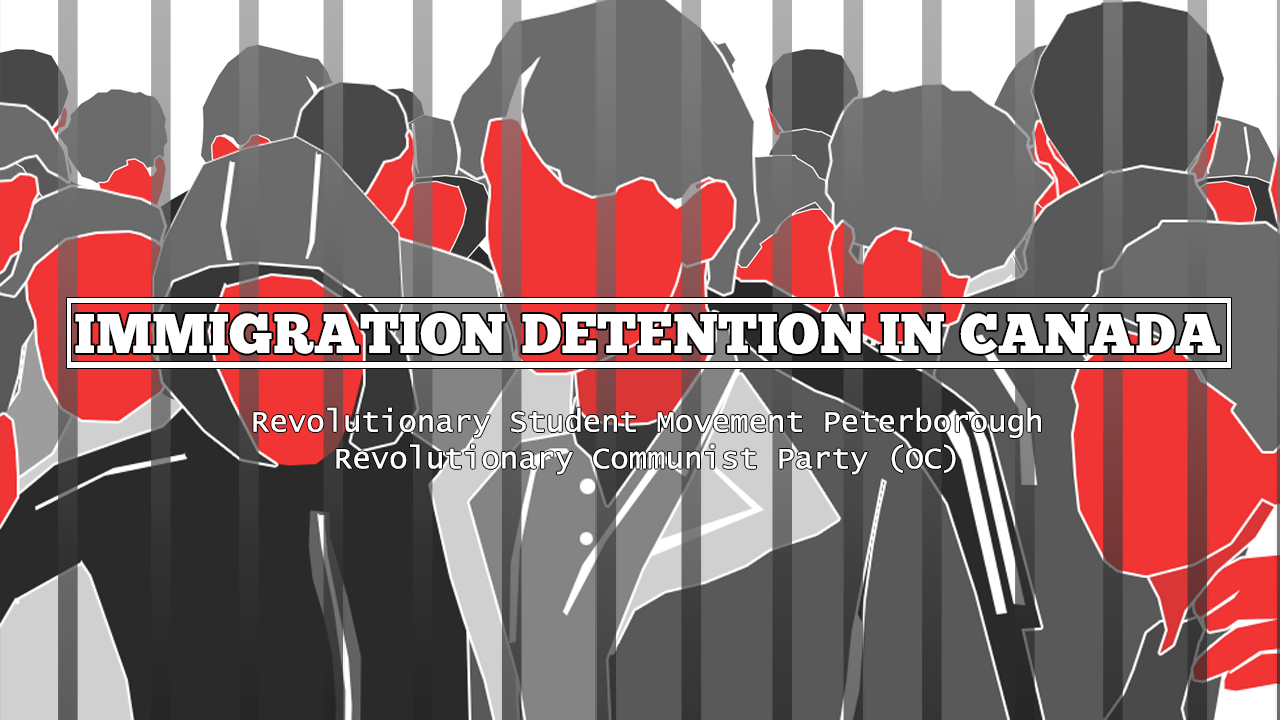Canadian immigration detention system